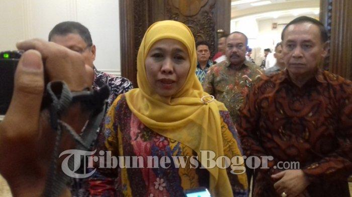 Khofifah Gelar Resepsi Pernikahan Putrinya Selama 4 Hari, Dihadiri Jokowi