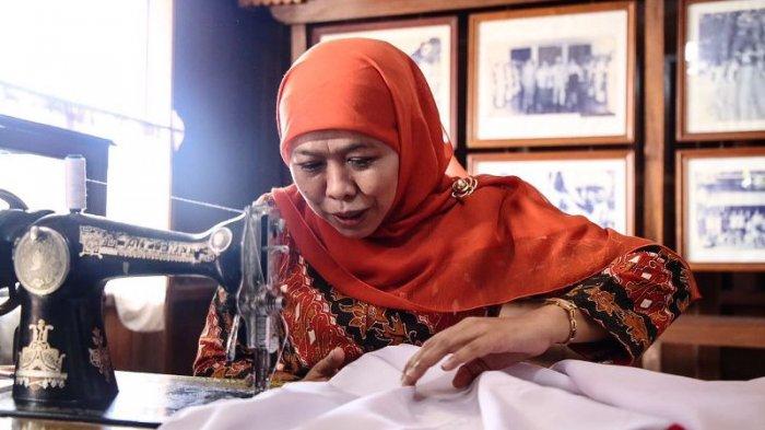 Khofifah Siap Diperiksa KPK Soal Rekomendasi Kakanwil Kemenag Jawa Timur