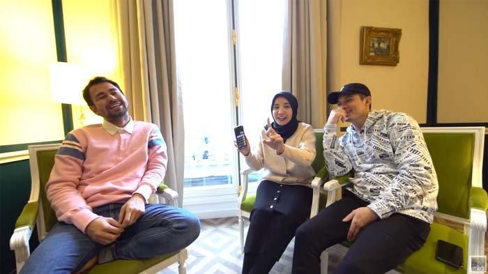 Raffi Ahmad Santai Kehilangan Rp 15 Miliar karena Keliling Dunia, Ternyata Segini Bayaran Suami Gigi