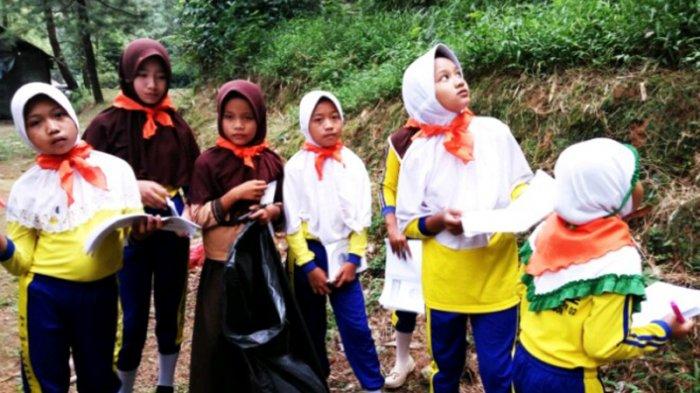 Ajari Anak-anak Perduli Bencana Alam, Mahasiswa IPB Luncurkan Program Kids Rescue