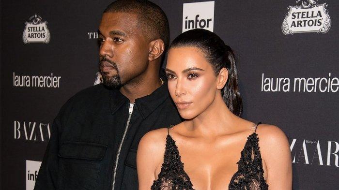 Kim Kardashian dan Kanye West Liburan Habiskan Akhir Pekan di Bali
