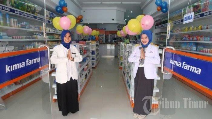 Lowongan Kerja di Kimia Farma untuk Semua Jurusan, Ini Syarat dan Link Pendaftarannya
