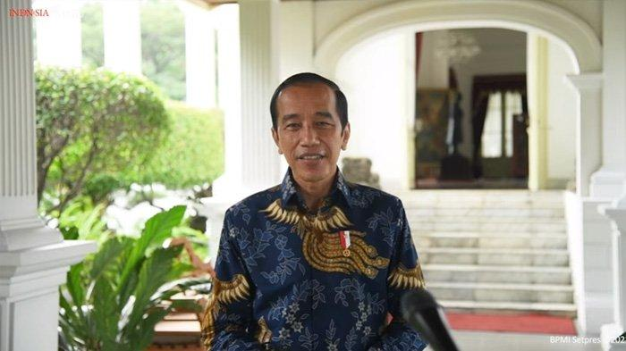 Jawab Kritikan Mahasiswa soal The King of Lip Service, Presiden Jokowi Santai: Itu Bentuk Ekspresi