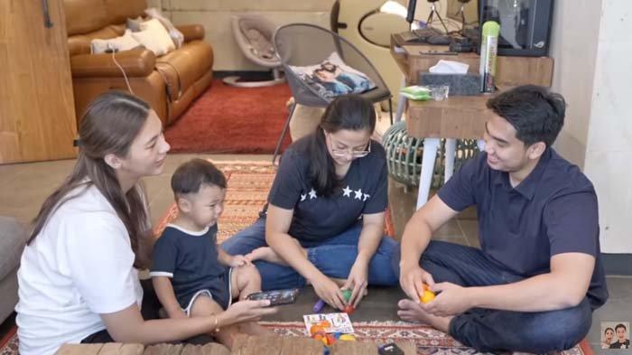 Kiano Rewel, Paula Syok Tahu Perlakuan Adik Ipar ke Putranya, Istri Baim Wong Murka : Bohong !