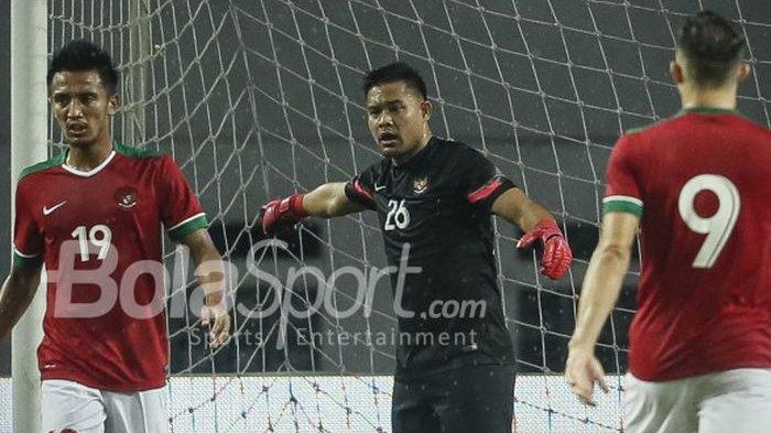 Susunan Pemain Timnas Indonesia Vs Malaysia, Saddil Ramdani dan Andik Jadi Starter
