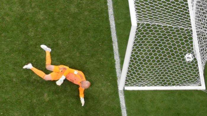 4 Pejaga Gawang yang Melakukan Kesalahan Fatal di Ajang Piala Dunia 2018