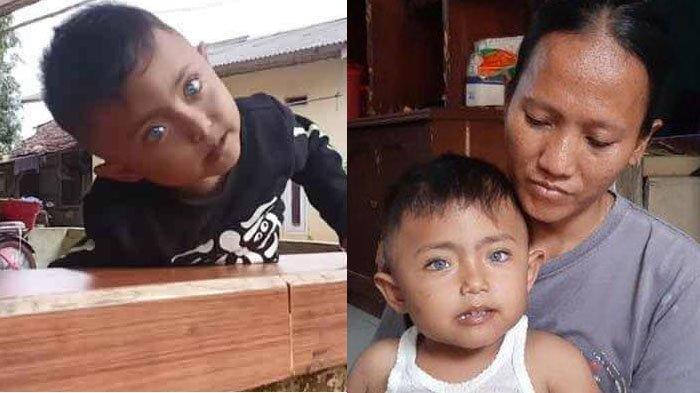 Cerita Hani Punya Anak Berbola Mata Biru, Syok Lihat Sang Putra Malam-malam Nunjuk Pohon Nangka
