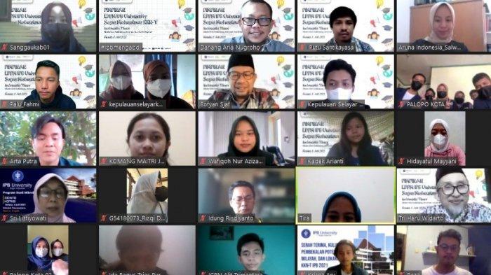 Kuliah Kerja Nyata Tematik di Masa Darurat Covid-19, IPB University Ambil Langkah Antisipasi