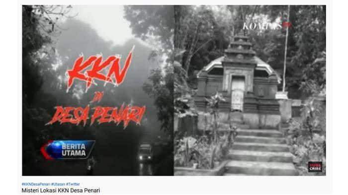 Teaser Perdana Film KKN di Desa Penari, Tak Kalah Horor dan Mencekam dari Cerita Twitter
