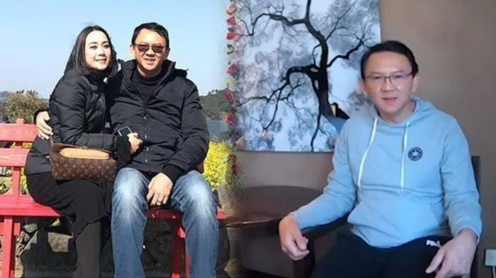 Terawang Pernikahan Ahok BTP dan Puput Nastiti Devi yang Disembunyikan, Denny Darko: Masih Ada Beban