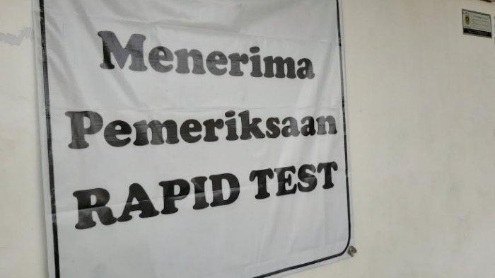 Klinik yang menyediakan Rapid Test Antigen