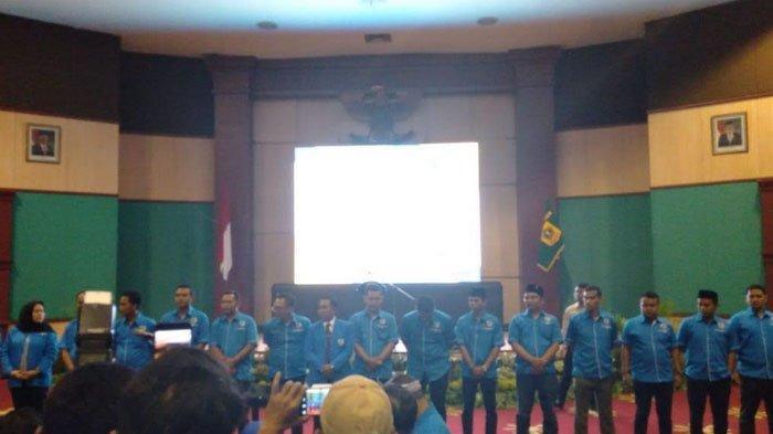 Pelantikan DPD KNPI Kabupaten Bogor Tuai Polemik, Kandidat Ketua Layangkan Mosi Tidak Percaya