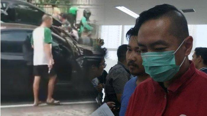 Pengemudi yang Todongkan Pistol Ditangkap, Merasa Melintas di Jalan Satu Arah Padahal Bukan