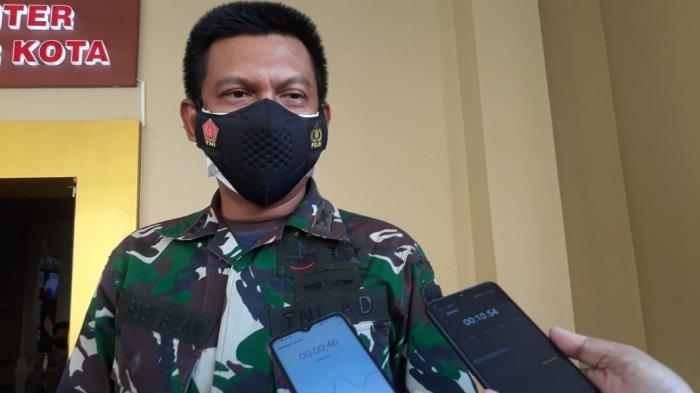 Kodim 0606/Kota Bogor Distribusikan Bantuan Vitamin dan Obat-obatan untuk Warga Isoman