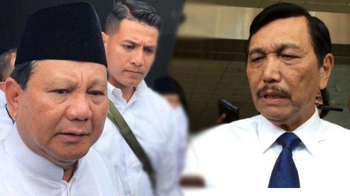 Diutus Jokowi Bertemu Prabowo, Luhut Bocorkan Isi Pembicaraan Via Telepon : Kita Janjian Mau Ketemu