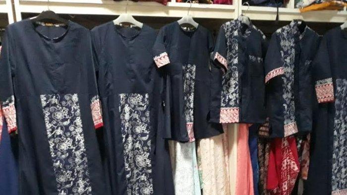 Pesanan Baju Lebaran Wanita di Butik Neng Geulis Bogor Turun, Koko Lebih Laris
