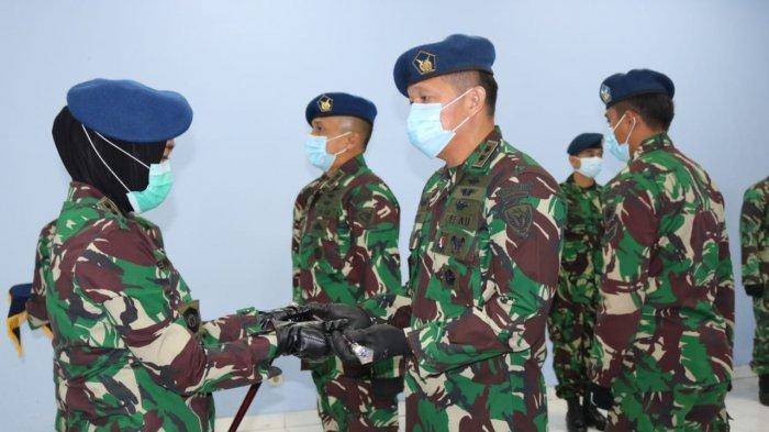 Komandan Wing Pendidikan Umum Pimpin Setijab Danskadik 503