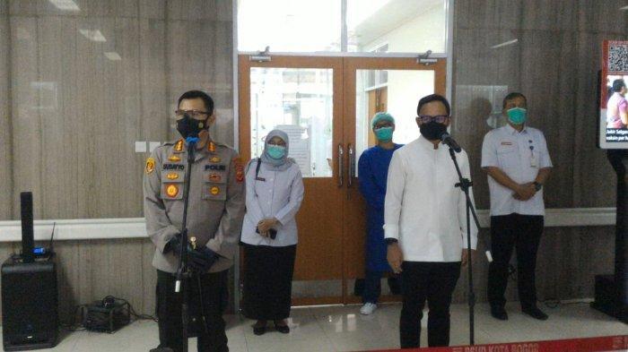 BREAKING NEWS - Kota Bogor Kembali Terapkan Ganjil Genap