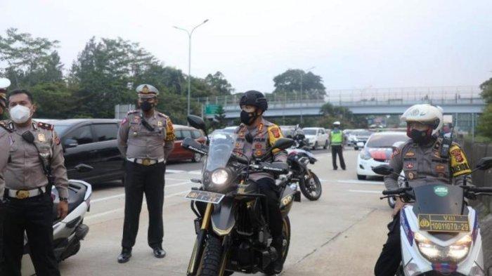 Antisipasi Kepadatan, Satgas Covid-19 Kota Bogor Siapkan Rekayasa Lalu Lintas