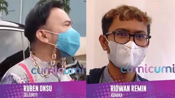 Sudah WA Ruben Onsu Tapi Belum Minta Maaf, Ridwan Remin Ungkap Kenapa Bahas Betrand Peto di Stand Up