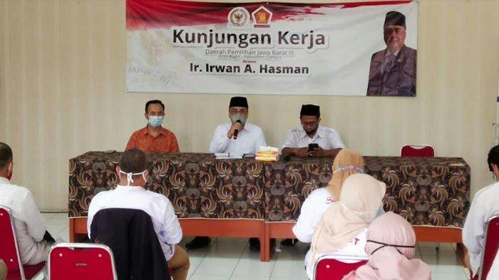Dapat Keluhan Soal PTSL Saat Kunjungan Kerja ke Bogor, Komisi II DPR RI Siap Kawal Hingga ke Pusat