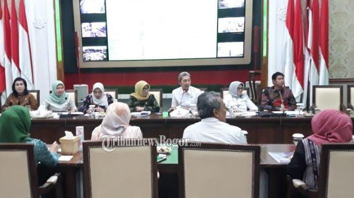 Kunjungan Kerja ke Kota Bogor, Komisi IX DPR RI Bahas Sejumlah Isu