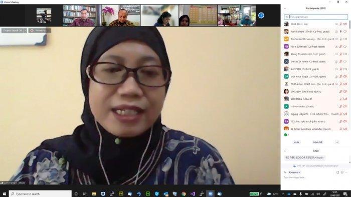 Persiapan Sekolah Tatap Muka, KPAID Kota Bogor Sampaikan 6 Poin Penting : Agar Anak Terlindungi