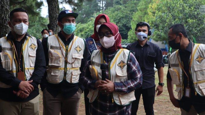 Dikukuhkan Bupati Bogor, Tenaga Muda Kabekraf Ditantang Lebih Kreatif dan Inovatif Saat Pandemi