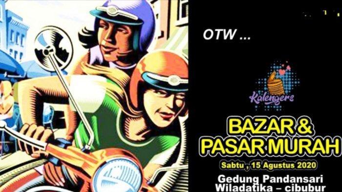 Komunitas Kalengers Gelar Bazar Murah, Periksa Mata Gratis Hingga Doorprize Emas, Catat Tanggalnya!