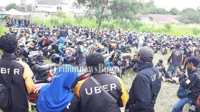 Sebelum Resmi Ditutup, Komunitas Uber Bogor Gelar Perpisahan