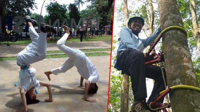 Inilah 6 Komunitas Unik Remaja Bogor, Manjat Pohon Sampai Pelihara Reptil