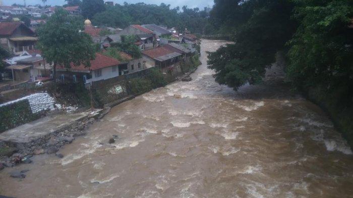 Update Tinggi Muka Air Katulampa Usai Bogor Diguyur Hujan Sejak Malam