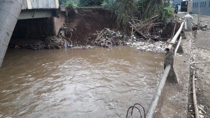 Sempat Tersumbat Tumpukan Sampah, Begini Kondisi Terkini Sungai Cipakancilan Bogor