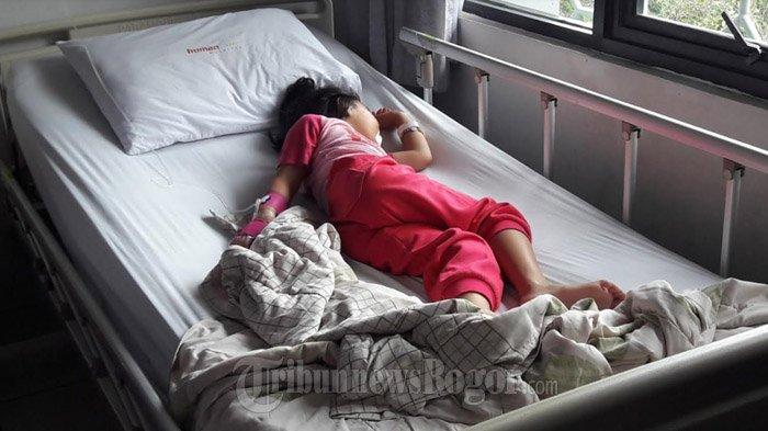 Nenek di Bogor Tewas Ditabrak Moge, Begini Kondisi Sang Cucu Setelah Terpental Jauh dari TKP