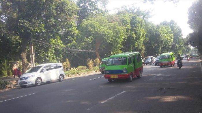 Kecepatan Kendaraan di Jalan Pajajaran Arah Tajur Rata-rata 40 KM/Jam saat Ini