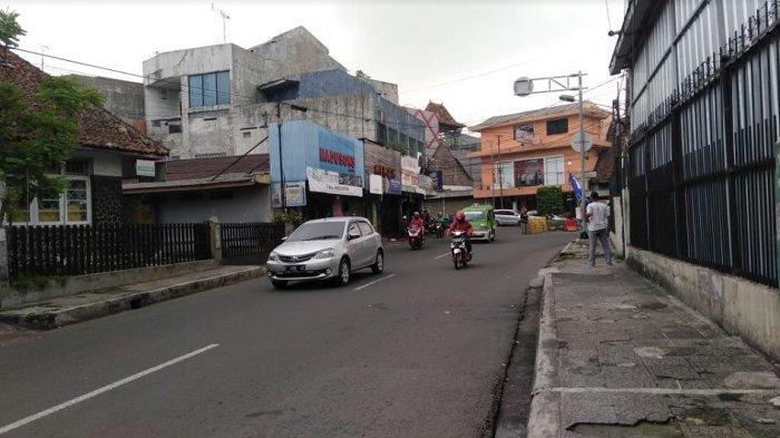 Lalu Lintas Simpang Jalan Veteran dan Perintis Kemerdekaan Kota Bogor Lancar Jelang Siang Ini