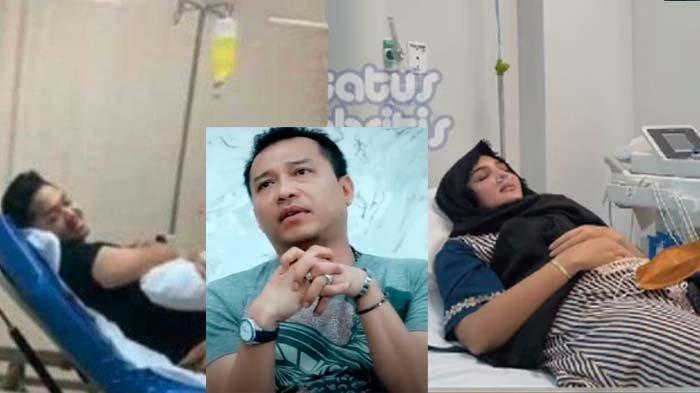 Kondisi Ashanty Makin Drop, Azriel Dirawat di RS, Anang Curhat Pilu : Gimana Caranya Harus Sembuh