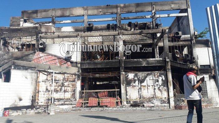 Sudah Kondusif, Begini Kondisi Jayapura Pasca Kerusuhan Yang Membumihanguskan Sejumlah Bangunan