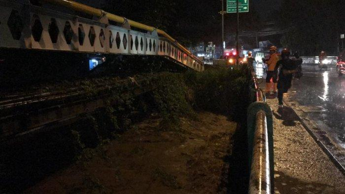 Warga Diminta Waspada Banjir, BPBD Kota Bogor : Pergerakan Air Sangat Cepat