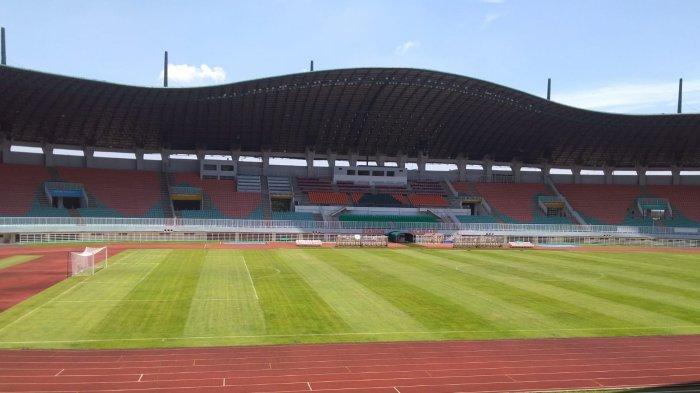 Series 1 Liga 1 2021 Tuntas, Begini Kondisi Terkini Stadion Pakansari Bogor