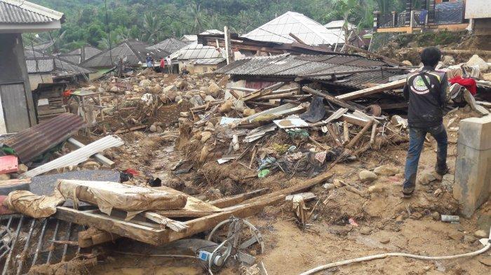 Update Data Dampak Bencana Banjir dan Longsor di Kabupaten Bogor, 6 Ribu Rumah Rusak