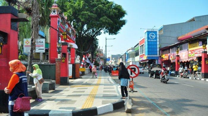 Pemkot Bogor Kembali Dandani Kawasan Suryakancana, Anggarannya Hampir Rp 30 miliar