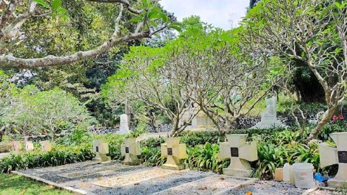 Tetap Terawat, Beginilah Kondisi Terkini Situs Makam Jerman Bogor