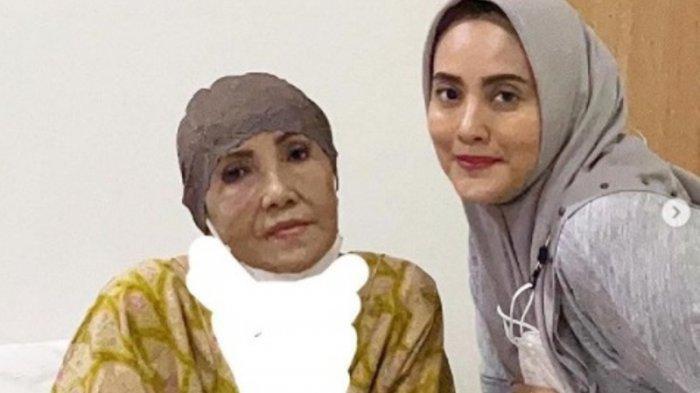 Kondisi Waty Siregar Memprihatinkan, Elma Theana Nangis Dituding Telantarkan Ibu : Keluarga Marah