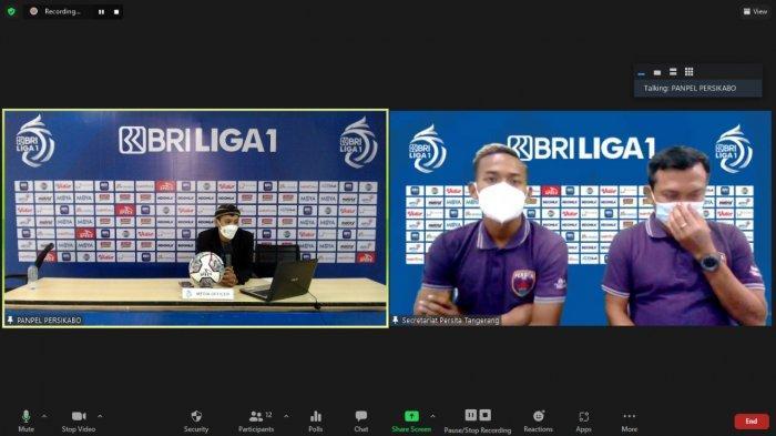 Hadapi Bali United, Persita Tangerang Siap Raih Angka Penuh