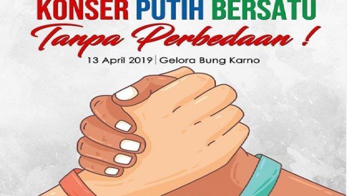 DAFTAR LENGKAP Artis Kampanye Akbar Jokowi - Maruf Amin Hari Ini di GBK, dari Yuni Shara, KD, Slank