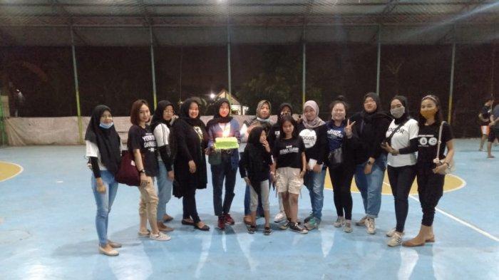 Ingin Tetap Kompak, Kabomania dan Kabonita Menggelar Kegiatan Fun Futsal