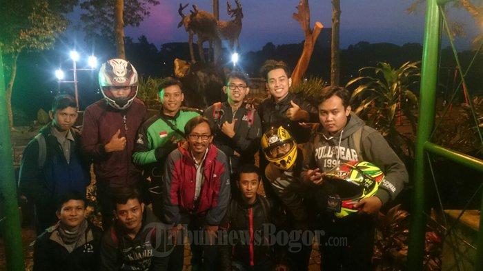 Kampanyekan Safty Riding, Komunitas NEMESIS Giat Jalin Silaturahmi Antar Komunitas Lintas Wilayah