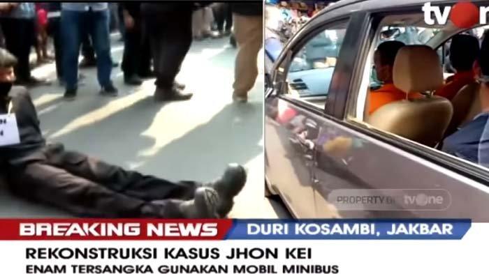 Anggota Nus Kei Coba Kabur Meski Kaki Ditebas, Anak Buah John Kei Lindas Pakai Mobil hingga Tewas