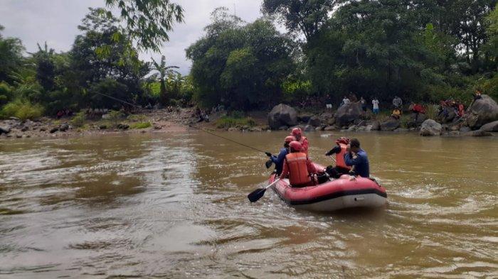 Warga Tenggelam di Sungai Cianten Tewas, Petugas Temukan Korban di Lokasi Ini